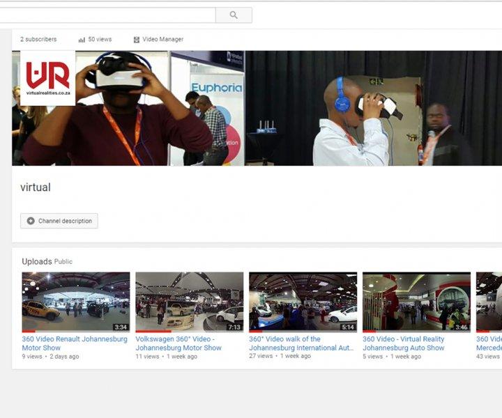 9fa028471cd82 Virtual Realities on YouTube